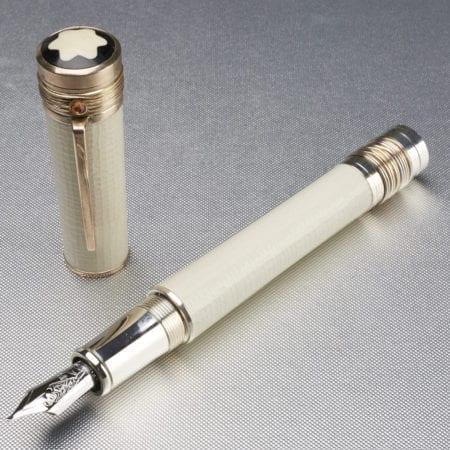 Lot 053: Montblanc Mahatma Gandhi Limited Edition Fine Pens & Writing Instruments - Nov 9 2018 Fine Pens
