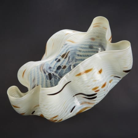 Lot 083: Dale Chihuly Seaform Vessel Art Glass Fine and Decorative Arts of the Globe - Jan 19 2019 Art of World