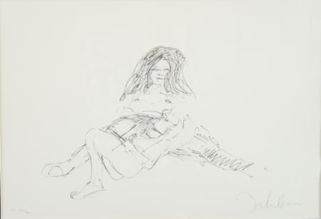 Lot 046: John Lennon Erotic #1 Pencil Signed Lithograph Beatles Fine and Decorative Arts of the Globe - Jan 19 2019 Art of World