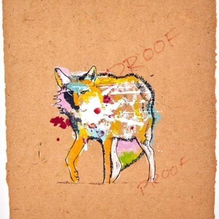 Lot 278: John Nieto Coyote Proof Fine and Decorative Arts of the Globe - Jan 19 2019 Art of World