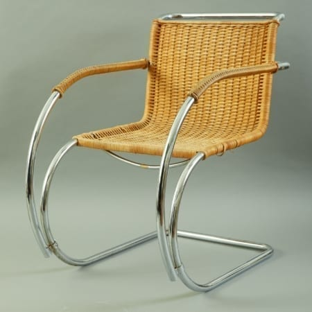 Lot 092: Mies van der Rohe MR20 Cantilever Chair Fine and Decorative Arts of the Globe - Jan 19 2019 Art of World
