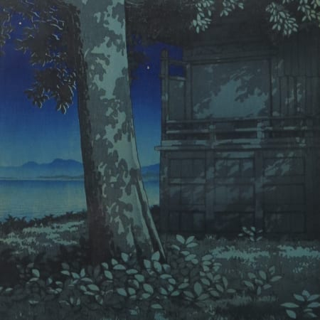 Lot 158: 2 Hasui Kawase Japanese Woodblock Prints Fine and Decorative Arts of the Globe - Jan 19 2019 Fine Art