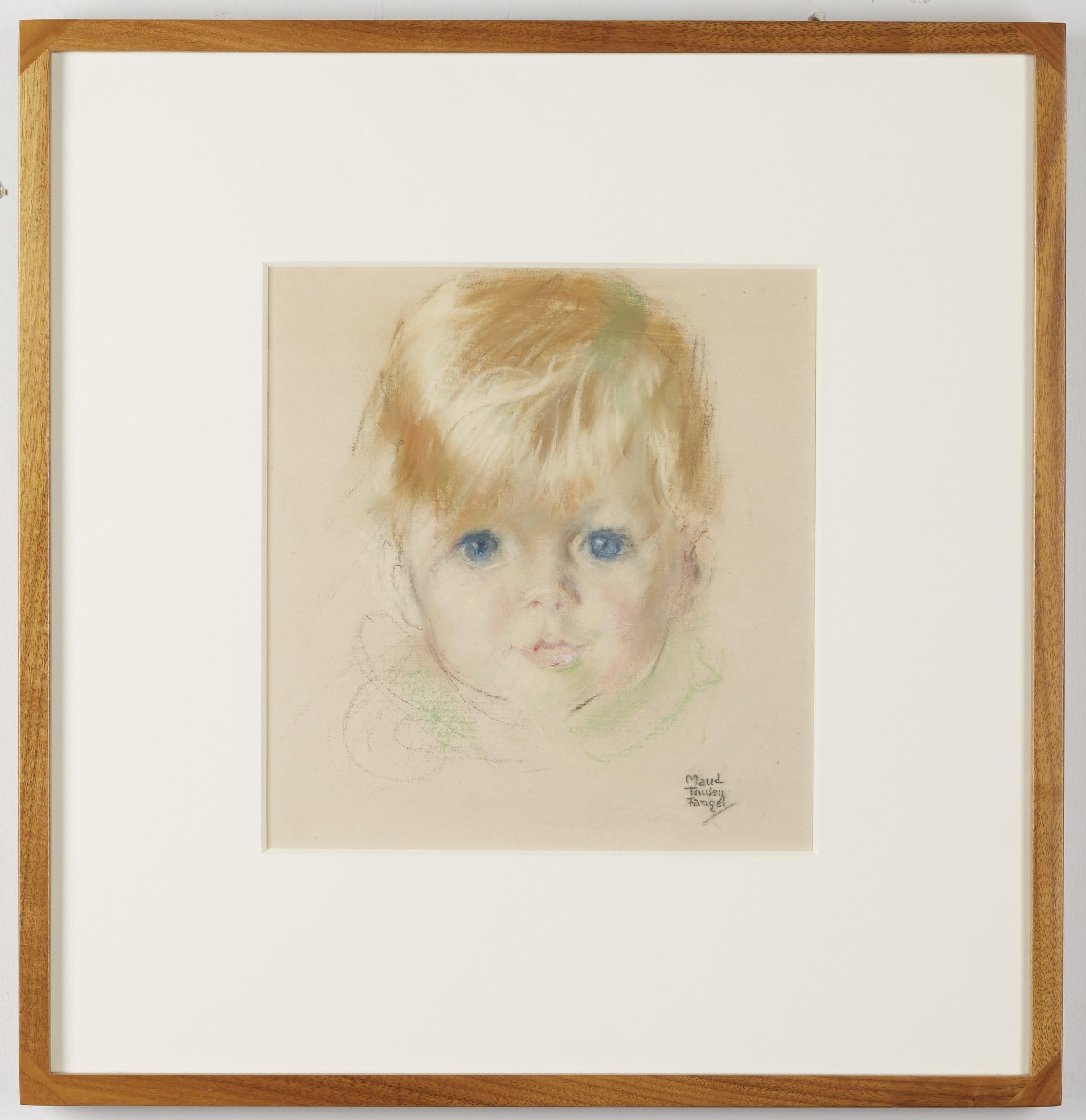 Lot 114: Maud Tousey Fangel Baby