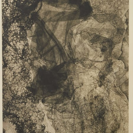 Lot 064: Louise Nevelson Essences 5 Etching
