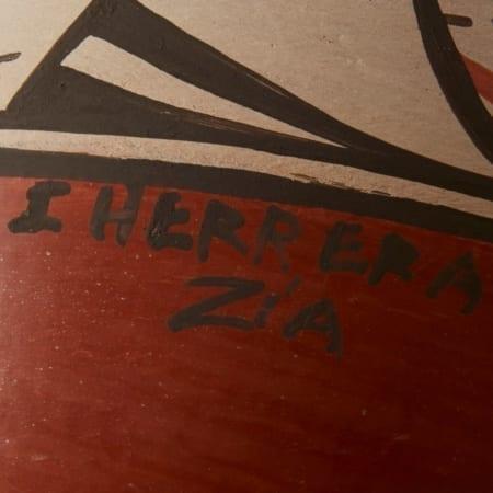 Lot 020: Group of 6 Zuni Jemez Zia Pueblo Pottery