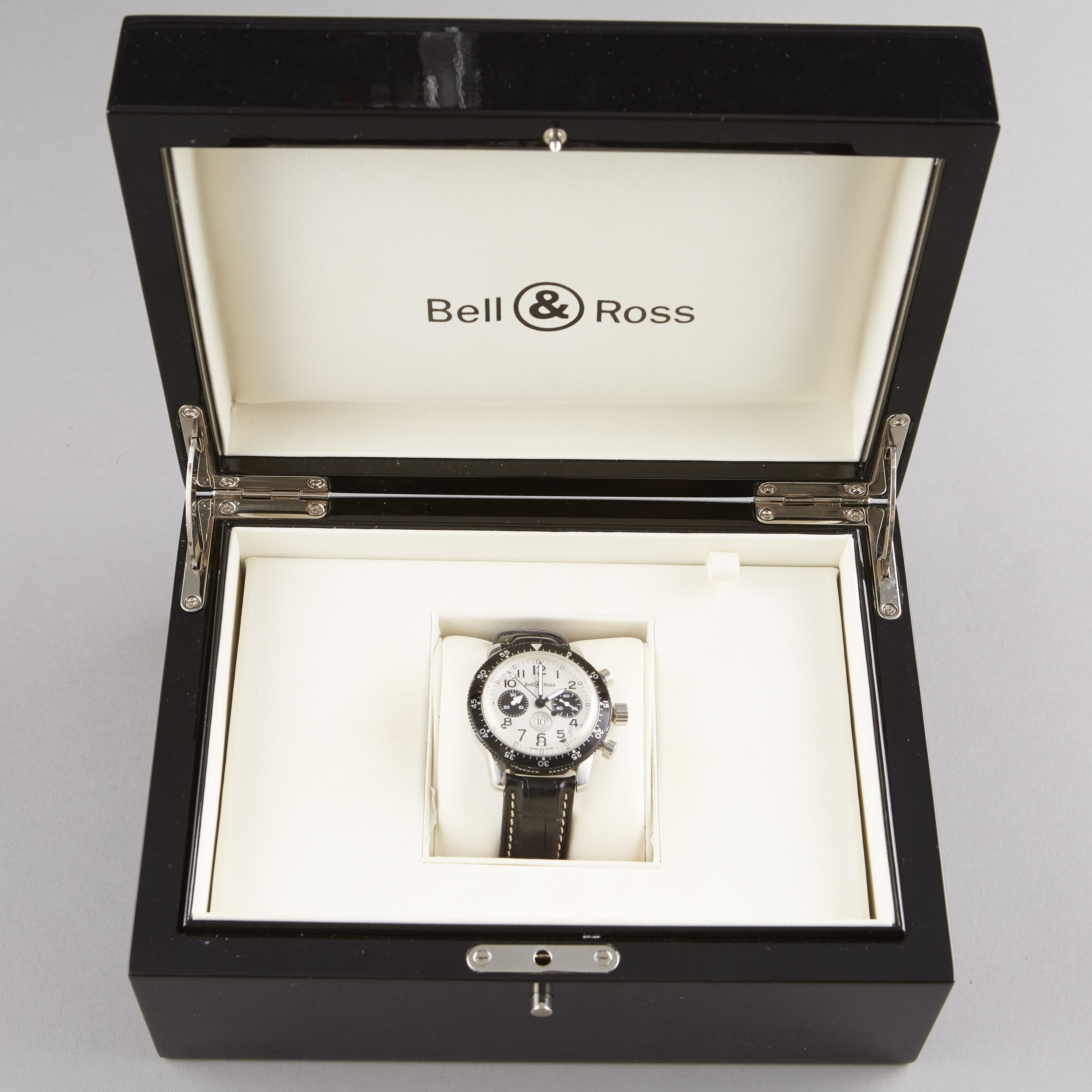 Lot 164: Bell and Ross 10th Anniversary Ed.