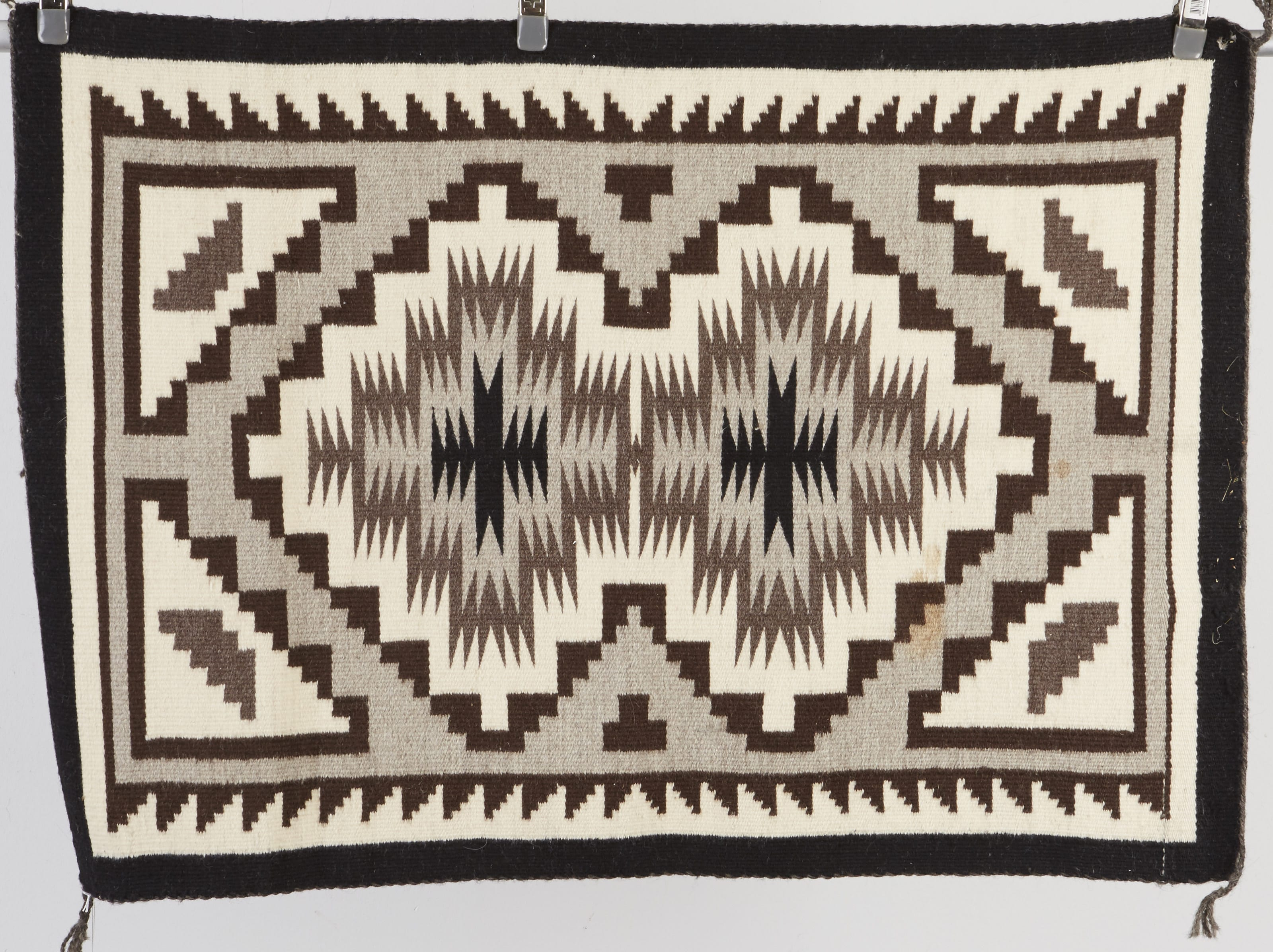 Lot 100: 9 Navajo Rugs Tapestry dated 1950 and later