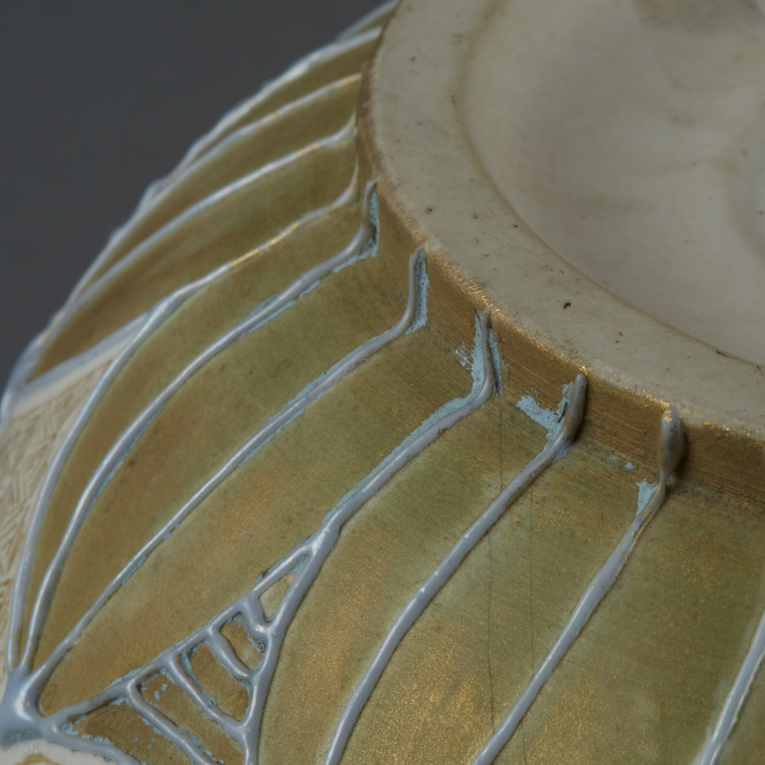 Lot 188: Amphora Klimt Bowl