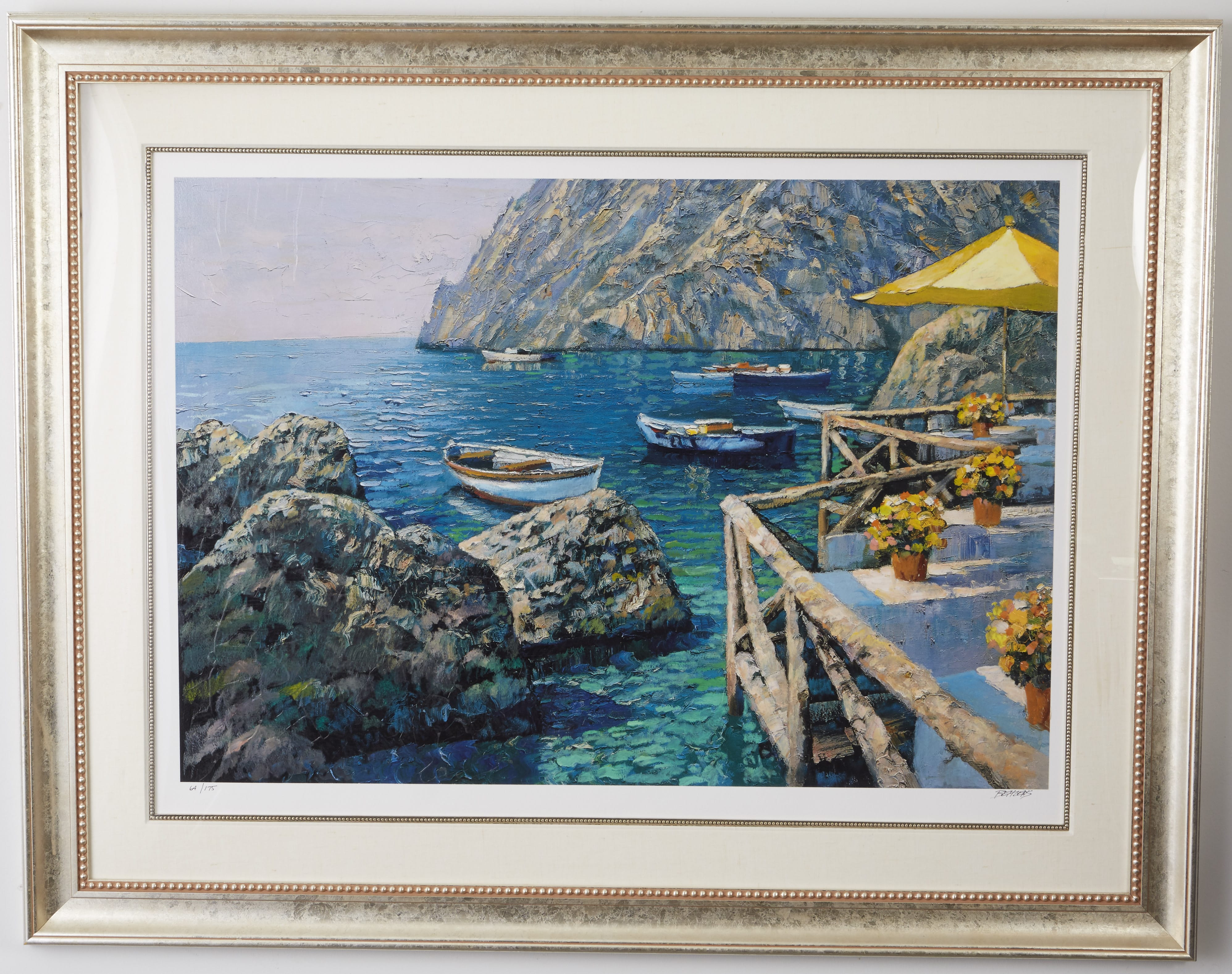 Lot 261: Howard Behrens Print