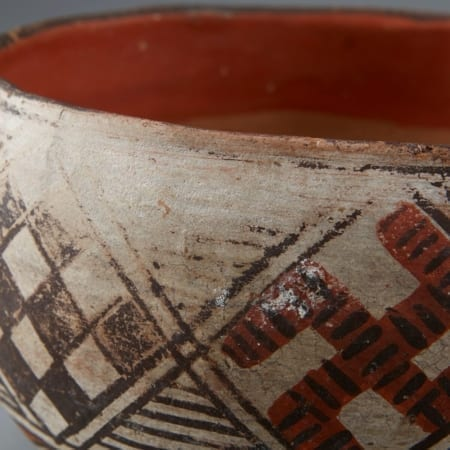 Lot 064: 5 Prehistoric Pottery Pieces