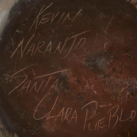 Lot 015: Naranjo Nez Santa Clara Pottery Jars