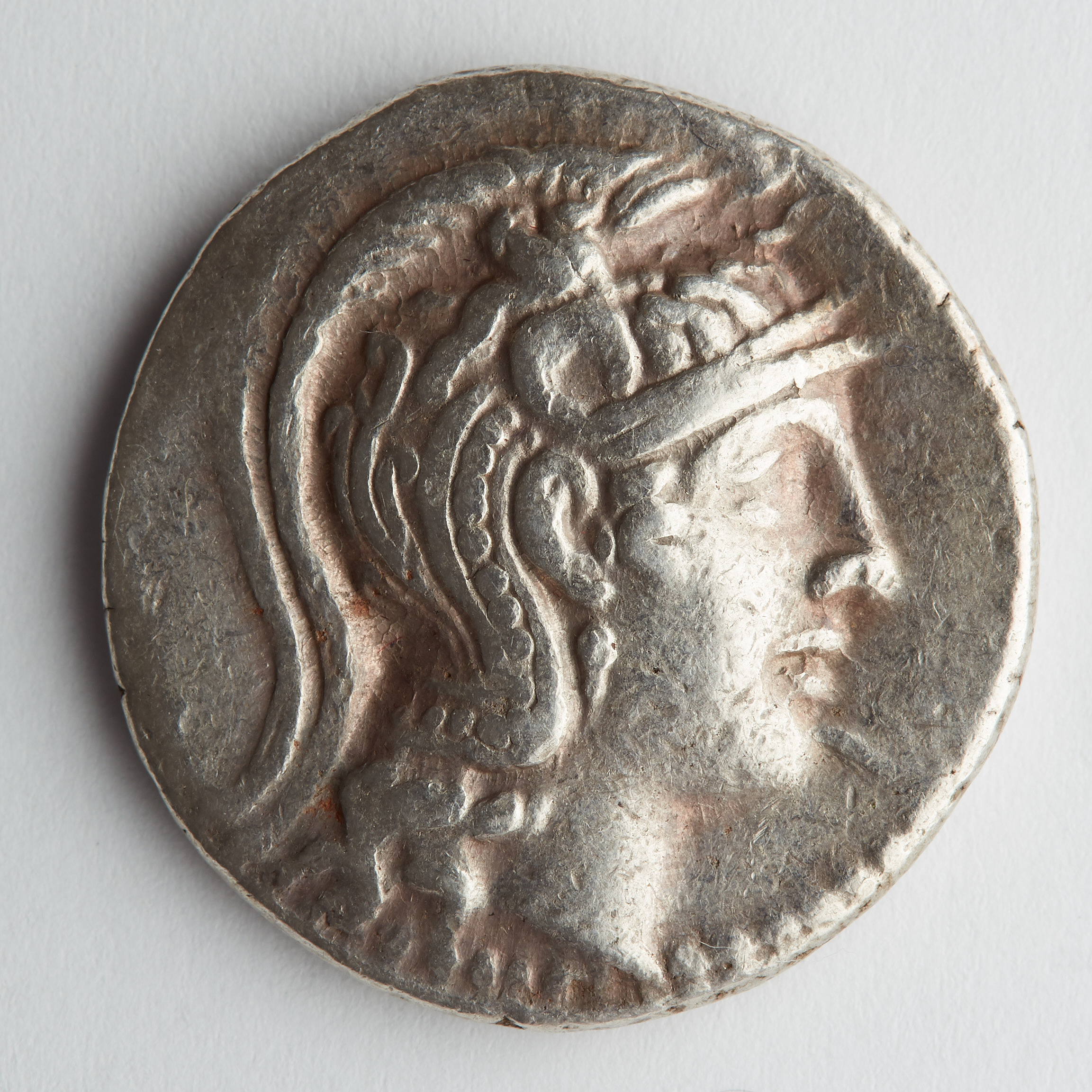 Lot 204: Ancient Greek Coin - Athenian Tetradrachm
