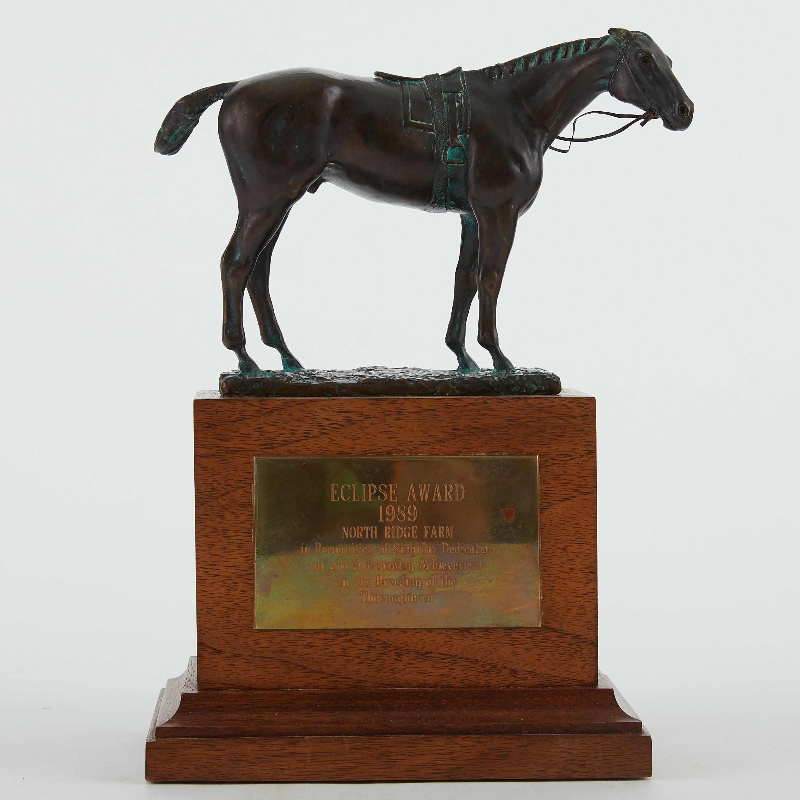 Lot 268: Eclipse Award 1989 North Ridge Farm