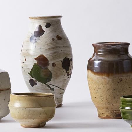 American Studio Ceramics and Fine Estates Auction - July 18 2019