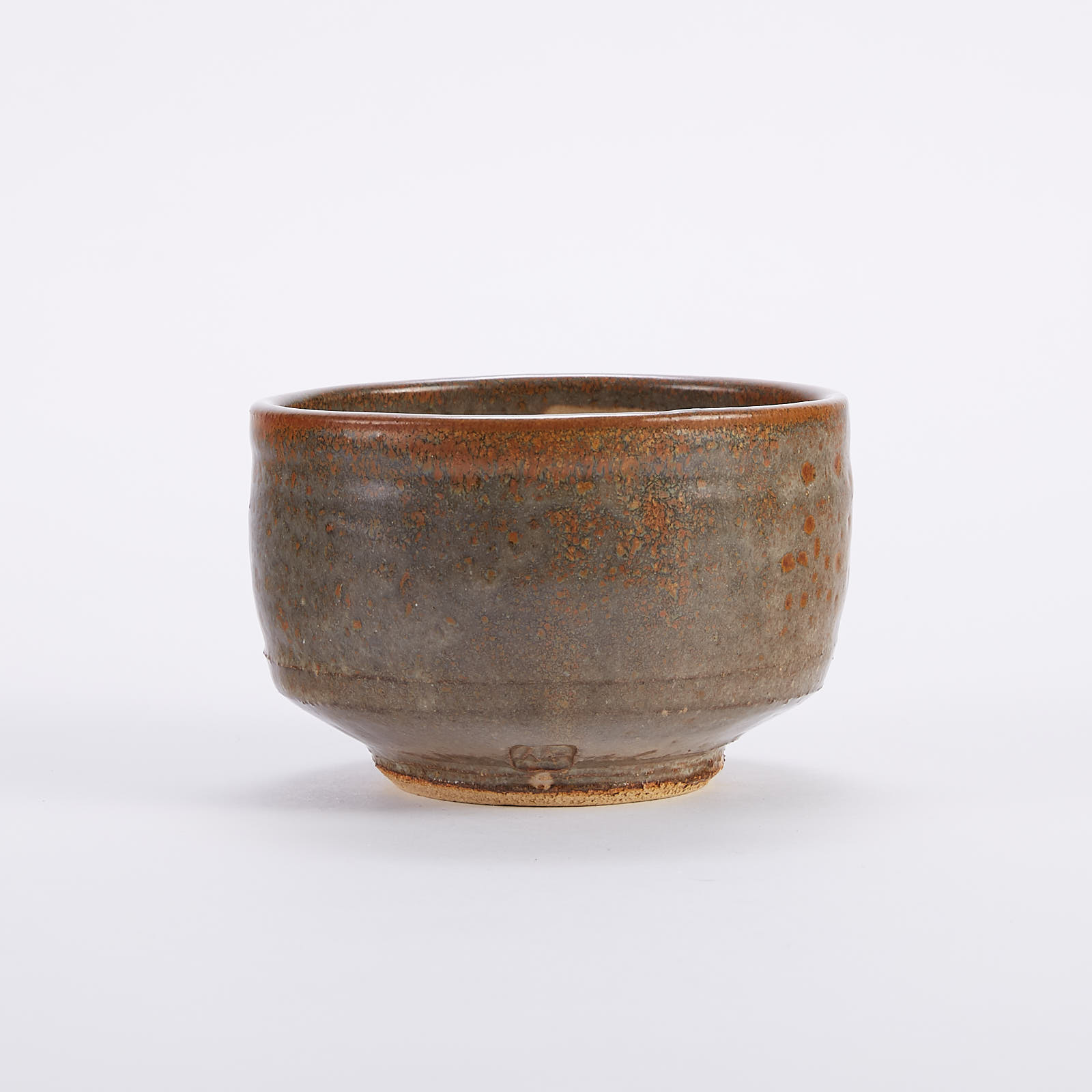 Lot 004: Warren MacKenzie Studio Pottery Bowl Marked
