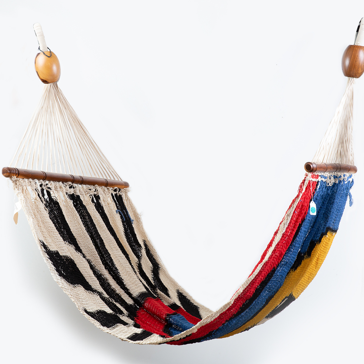 Lot 028: After Alexander Calder Hammock Soft Sculpture