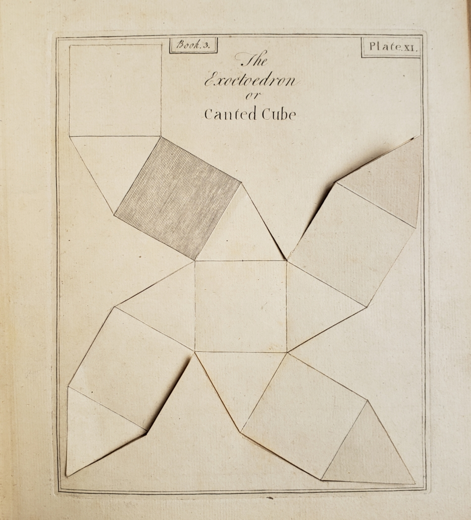 "John Lodge Cowley, ""An Appendix to Euclid's Elements,"" Plate 11"