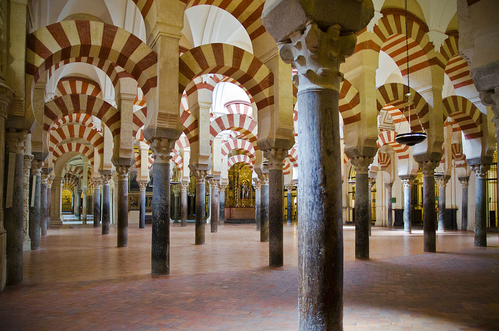 Great Mosque of Cordoba, Al-Andalus