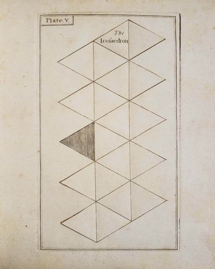 "Plate 5 from John Lodge Cowley's ""An Appendix to Euclid's Elements"""