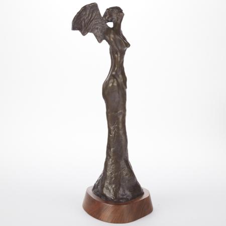 Fritz Scholder Sculpture