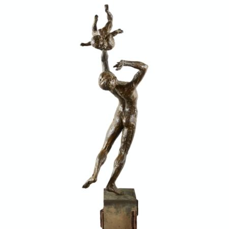 Paul Granlund bronze sculpture